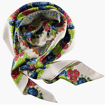 как заказать модную одежду бабушкин платок.