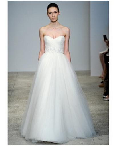 пышные свадебные платья 2011 фото фото 15.