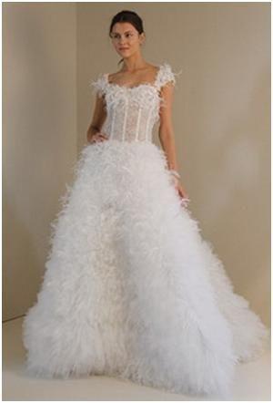 платья пышные на выпускной 2012