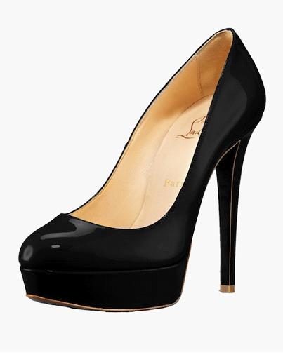 Фото Красивые туфли на высоком