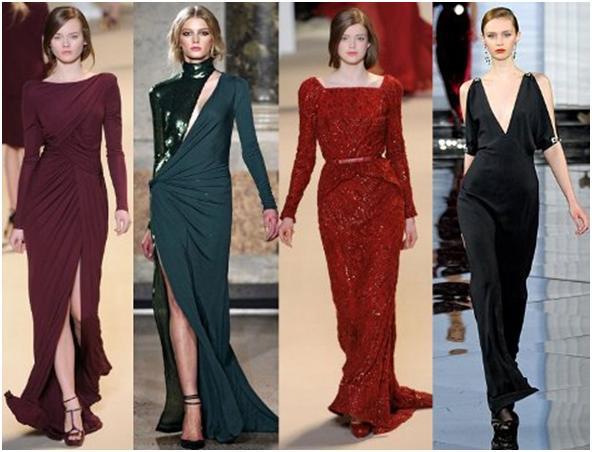 платья 2012 большие размеры