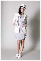 Модная одежда для толстых женщин