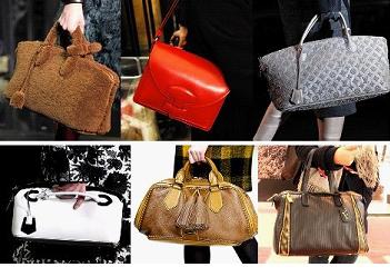 дизайнер Mark Jacobs. fammeo.ru.  Модные сумки осень-зима 2011-2012.