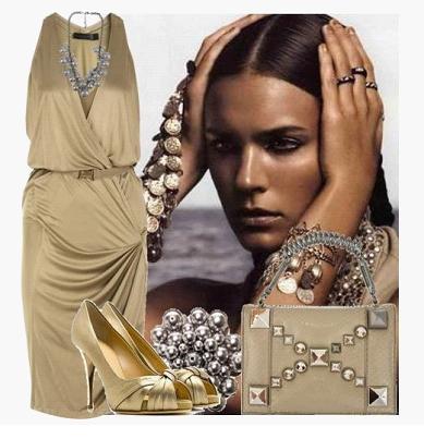 Классические платья на выпускной 2012.
